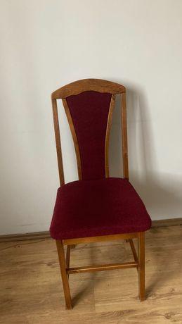 Sprzedam krzesła drewniane