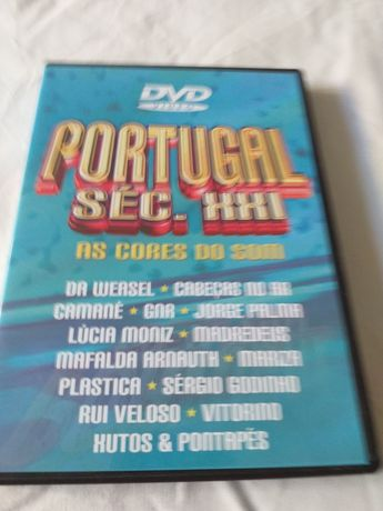 Dvd musica portuguesa