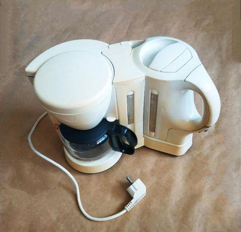 Кофеварка+чайник PHILIPS