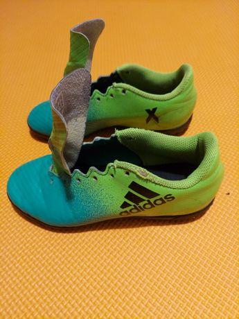 Buty piłkarskie na sztuczną nawierzchnię, Adidas r.33