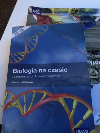 Biologia na czasie, dla szkol ponadgimnazjalnych