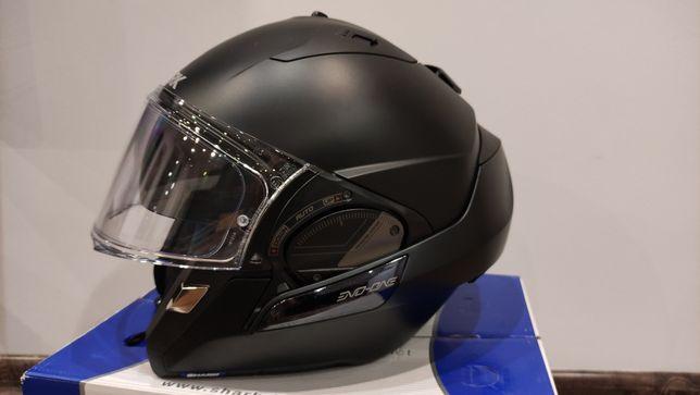 SPRZEDAM Kask motocyklowy SHARK EVO-ONE 2 BLANK MAT rozmiar M