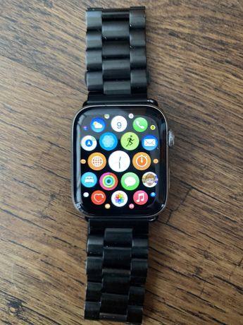 Apple Watch 4 Stainless Steel GPS + CELLULAR 44mm bransoleta