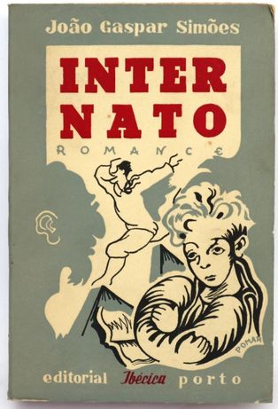 internato João Gaspar Simões, editorial Ibérica, 1946
