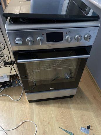 Nowa kuchenka gazowo elektryczna Amica