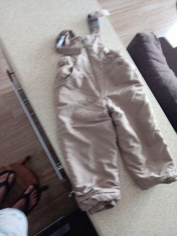 Spodnie ortalionowe