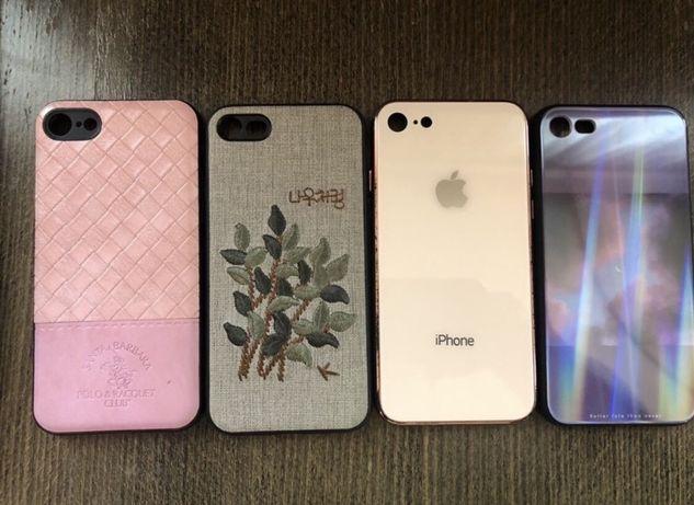 Чехлы на 8 iphone