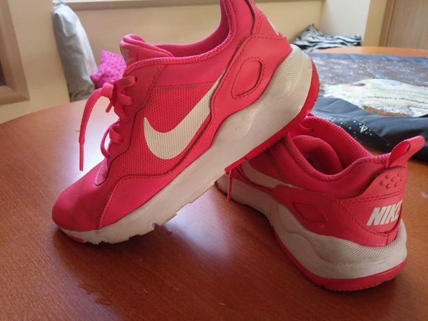 Nike neon rozm.35,5 oraz inne