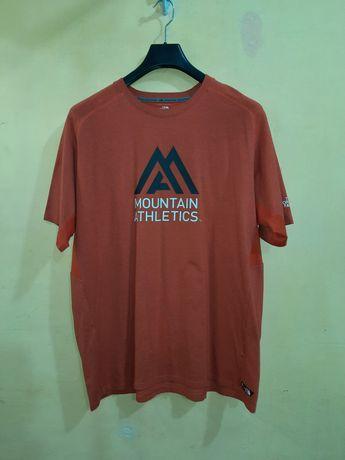 Оригинал футболка tnf The North face mountain Athletics