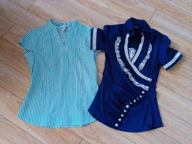 2 Bluzki koszulowe H&M