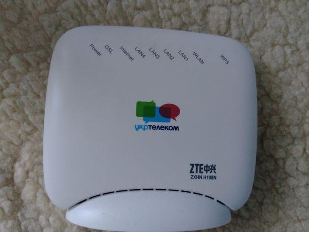 Модем від укртелеком H108N ADSL2/ADSL2+МОДЕМ