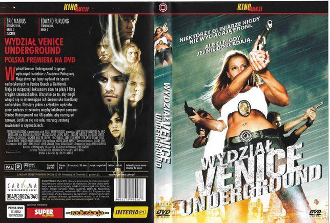 Film DVD Wydział venice underground