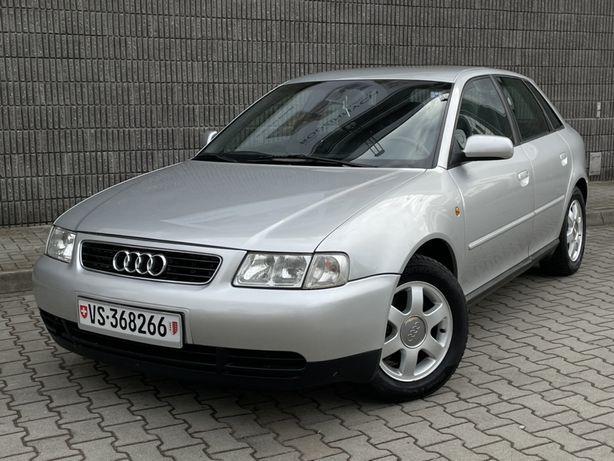 Audi a3 1.8T , 5drzwi, Maly Przebieg, Szwajcar, Zadbany