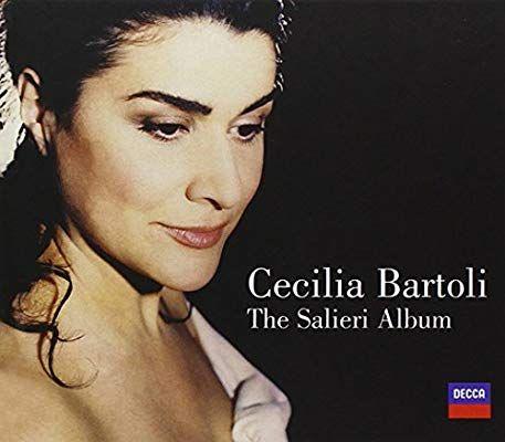 Cecilia Bartoli The Salieri Album
