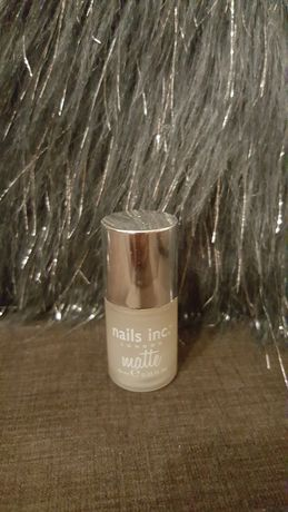 Nails Inf Matte Top Coat matowy do paznokci