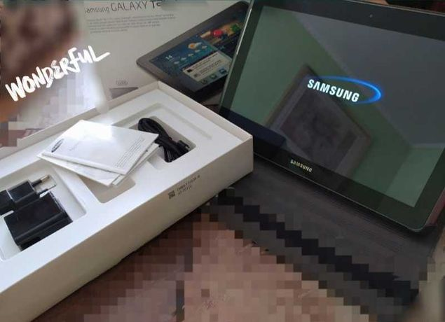 "крутой Телефон-планшет Galaxy Tab Samsung 2SIM, 4+16/32/64 GB, 10,1"""