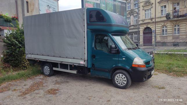 Renault Master 2.5 dci pack clim sprzedam lub ZAMIANA na osobowy