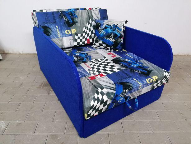 Amerykanka sofa dla dziecka łóżko z dwoma boczkami solidne wykonanie