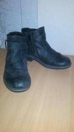 Стильные кожаные ботинки jones bootmaker