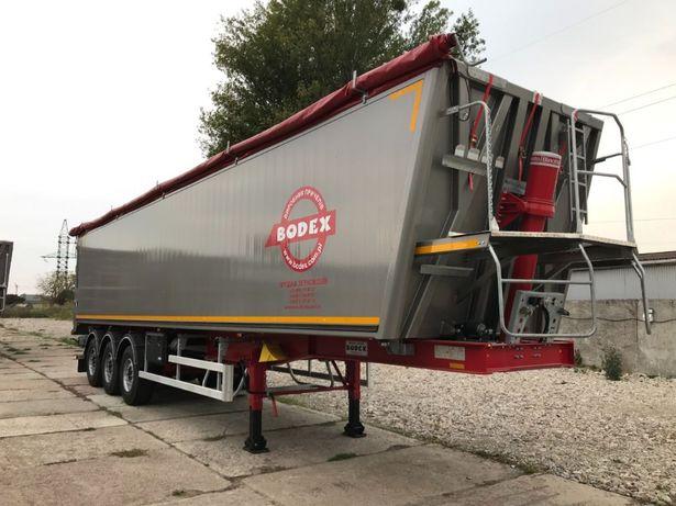 BODEX 60m3 alum NEW 2020 SAF INTRAX гарантия