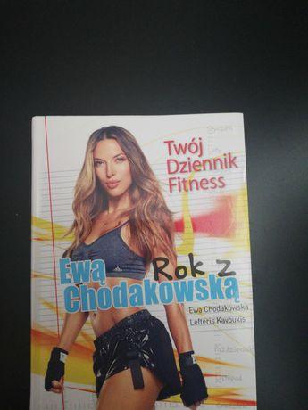 Dziennik fitness Ewa Chodakowska