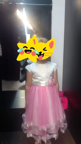 Sukienka 128 cm