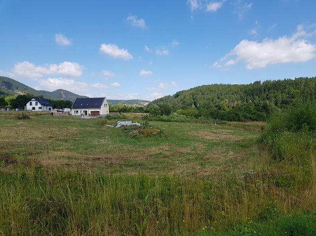 Działka budowlana na sprzedaż 1006 arów w Jedlina Zdrój