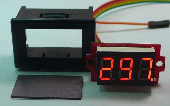 Частотомер FM999kHz, диапазон 5Hz - 999kHz в т.ч. для генератор Мишина