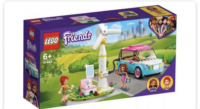 Lego friends 41443. - samochód elektryczny okivi