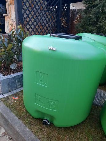 Zbiorniki  na deszczówkę, na wodę 1000 L, 2500L, Moja Woda, ,nowe