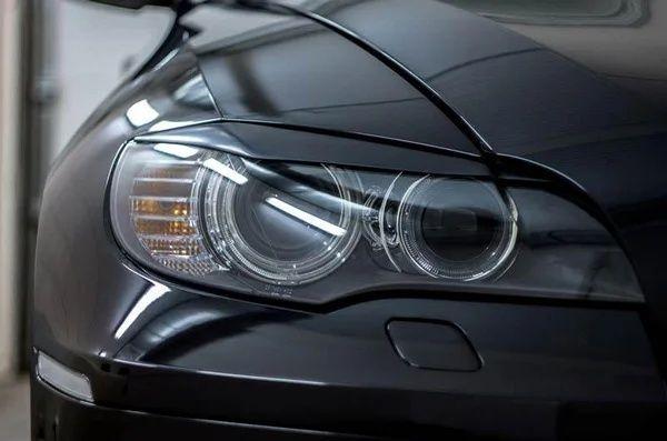Реснички на фары Ваз Chevrolet Lacetti  Golf 4 Opel Astra H, G, Polo