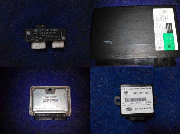 Centralinas, Componentes Elétricos e Eletrónicos Audi TT