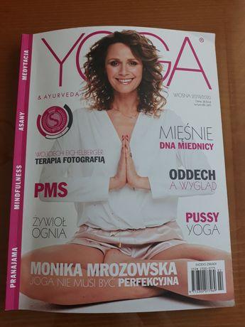 Czasopismo Yoga & Ayurveda wiosna 2020