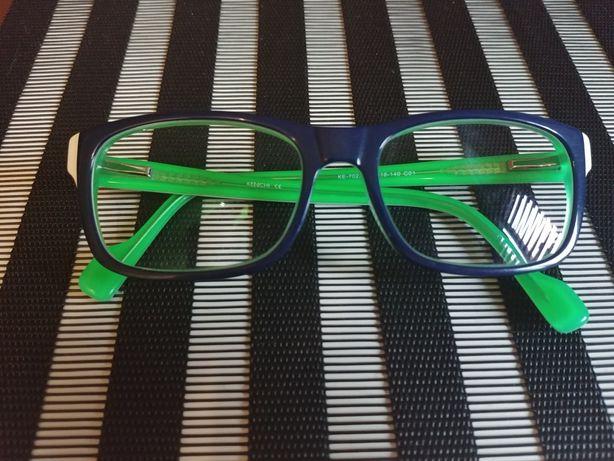 Okulary korekcyjne firmy KENCHI