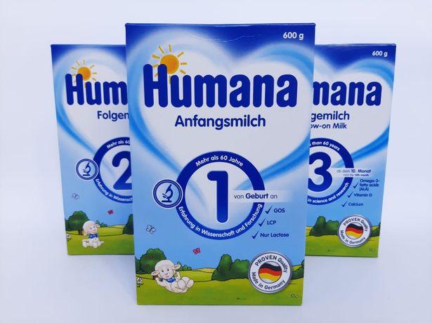 Суміш ХУМАНА Humana 2, 600 г (ціна за 4 штуки)