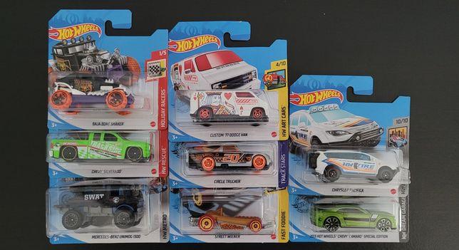 Hot Wheels Coleção de HT