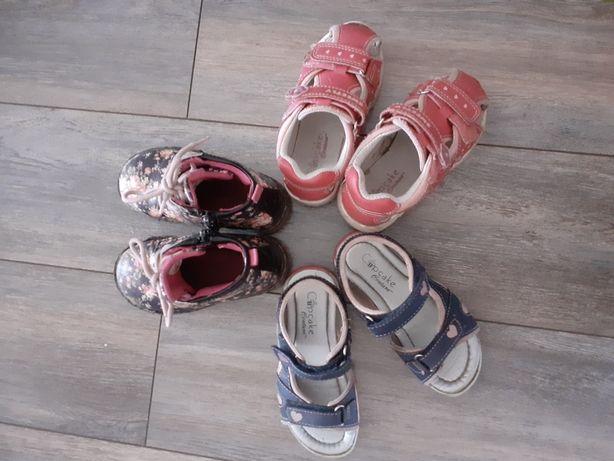 Buty dziewczynka 24
