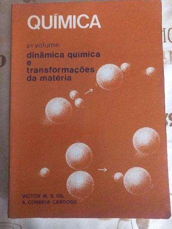 Quimica - 2º Volume - Dinâmica Quimica e Transformações da Matéria