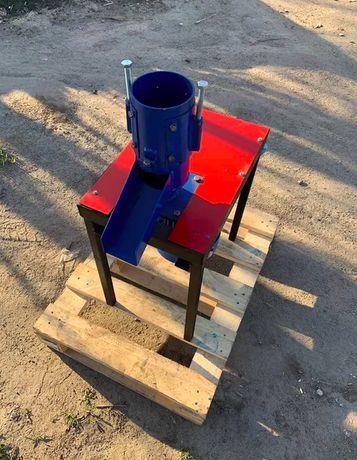 Гранулятор Комбикорма 100 мм для сада и дома (ВИДЕО)