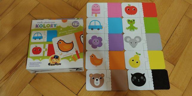 Domino układanka dla dziecka