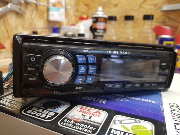 Radio samochodowe nowe ,usb,karta,aux.