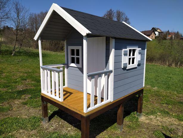 Domek dla dzieci, domek ogrodowy, drewniany