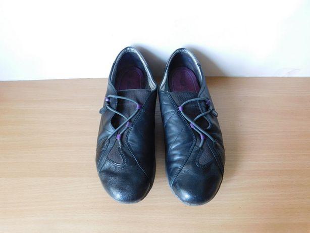 Туфли Clarks 38 размер, кожаные