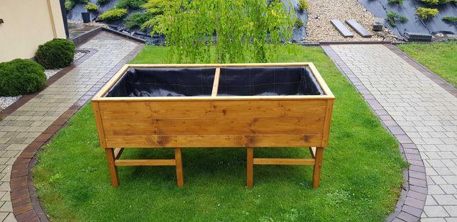 Skrzynia na ogród warzywny XL