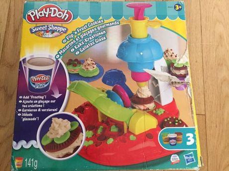 Play-Doh ciastolina - maszynka do ciastek, ciastka
