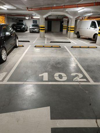 Mam do wynajęcia miejsce postojowe w garażu podziemnym, W-w ul. Nyska