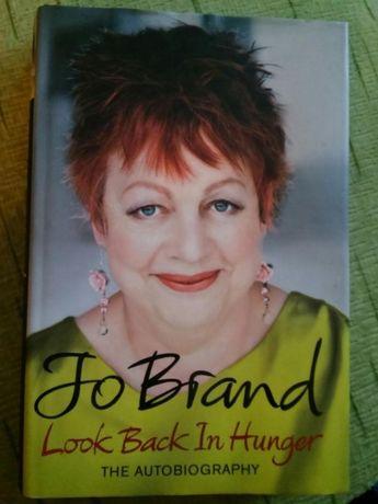 Jo Brand Look back in hunger