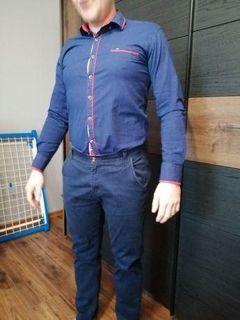 Koszula męska slim