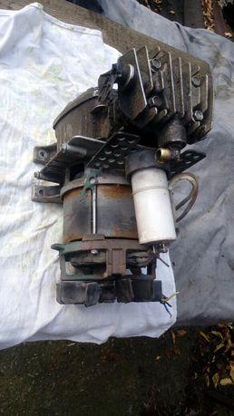 Kompresor sprężarka silnik z pompą