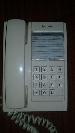 телефон аналоговый Британика 250 р